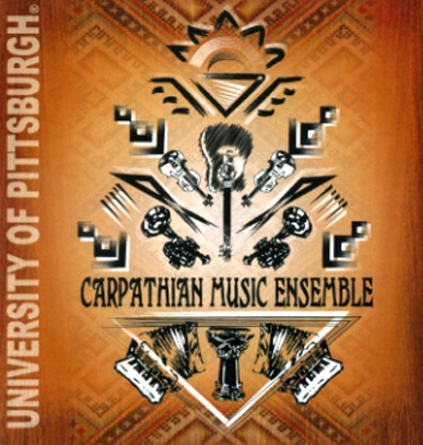 Pitt Carpathian Ensemble CD Cover